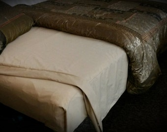 100% Cotton Sheets for TEMPUR-PEDIC & Other Adjustable Beds, Split King, Split Cal King, Twin, Full, Queen, King, Cal King