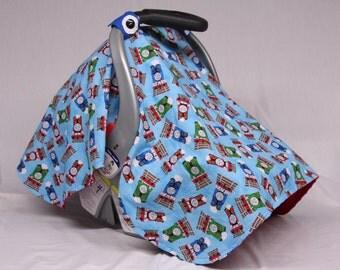 giraffe print handmade baby car seat canopy baby by joyfulbundles. Black Bedroom Furniture Sets. Home Design Ideas
