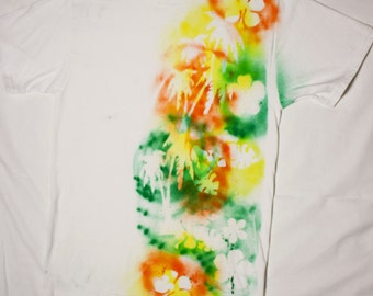 Hand painted Tshirt