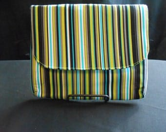 Padded Tablet Clutch- Electronics Case for iPad, Kindles & Tablets Under 10 inches, Back to School Gift, Device Sleeve