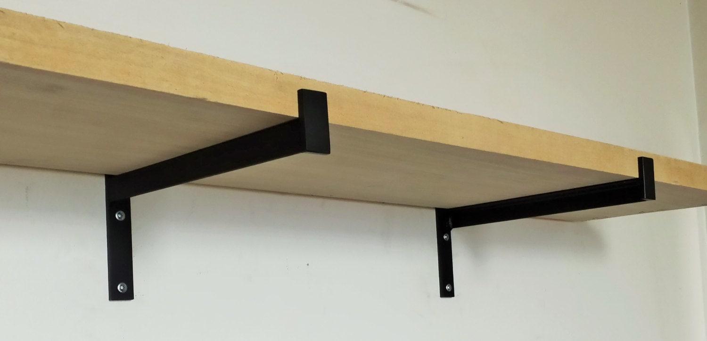 20 Industrial Heavy Load Shelf Bracket. Metal Angle Bracket. Shelf ...