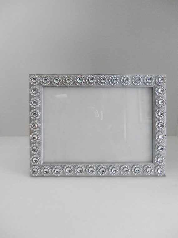 wedding picture frame 5x7 silver wedding picture frame wedding decor