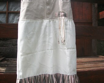 long country style skirt T44/46