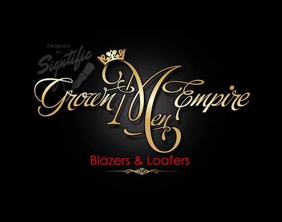 Classy Business Logo Elegant Gold Logo Unique Signature