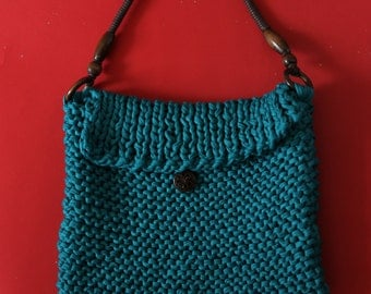 Knitted bag Valencia