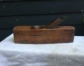 Antique Wood Taber Plane