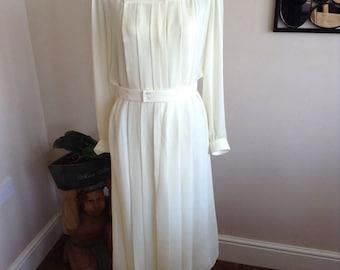 Vintage 'Parigi'Cruise Dress