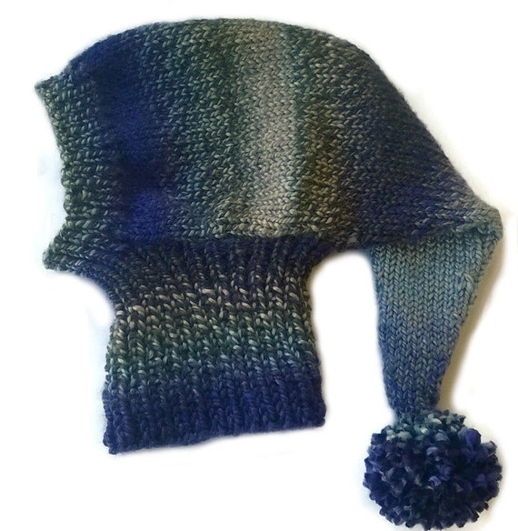 BLue greyhound snood large dog hat italian by ...