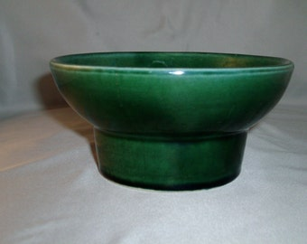 USA pottery bowl