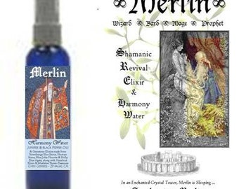 MERLIN Harmony Water by Gypsy Goddess