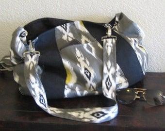 Sandy Bums Ikat Bag