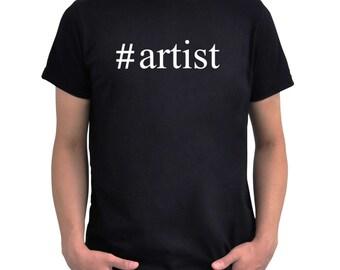 Hashtag Artist  T-Shirt