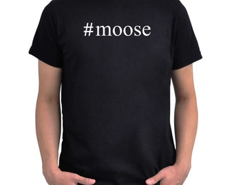 Moose  Hashtag T-Shirt