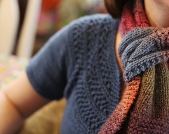 From Cast on to Cables - A Learn to Knit Kit