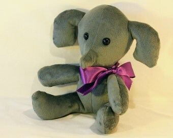 Ellie Phantie the Stuffed Elephant - Plush