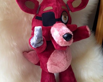 On Sale - Foxy (Simple Design) - Five Nights at Freddy's Plush Made to Order