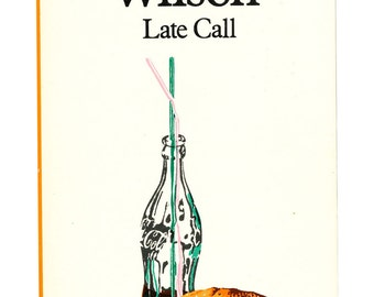 Late Call by Angus Wilson: a collectable paperback novel published by Penguin Books in the 1970s.