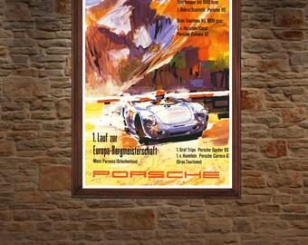1957 Porsche 550 Spyder Targa Florio
