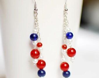 Marseillaise - Earrings