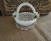 Popular Items For Vintage Capodimonte On Etsy