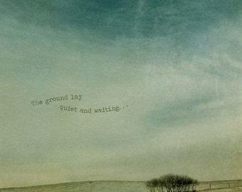 Sky, Fine Art Print