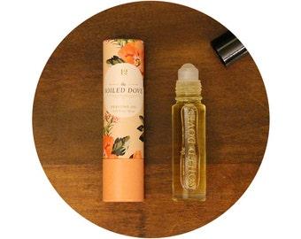 Maribelle Perfume Oil • Peach, Dogwood and Almond