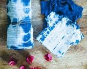 Shibori Baby Gift Set
