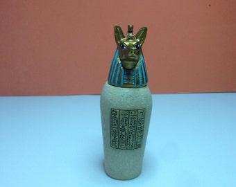 Egyptian funerary urn
