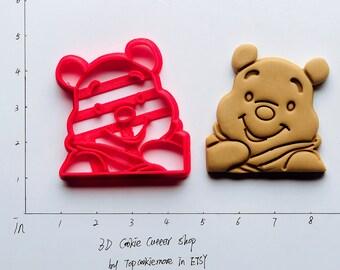 Winnie The Pooh Cookie Cutter notbb Winnie The Pooh  winnie the pooh baby shower winnie the pooh baby shower winnie the pooh jewelry  3A