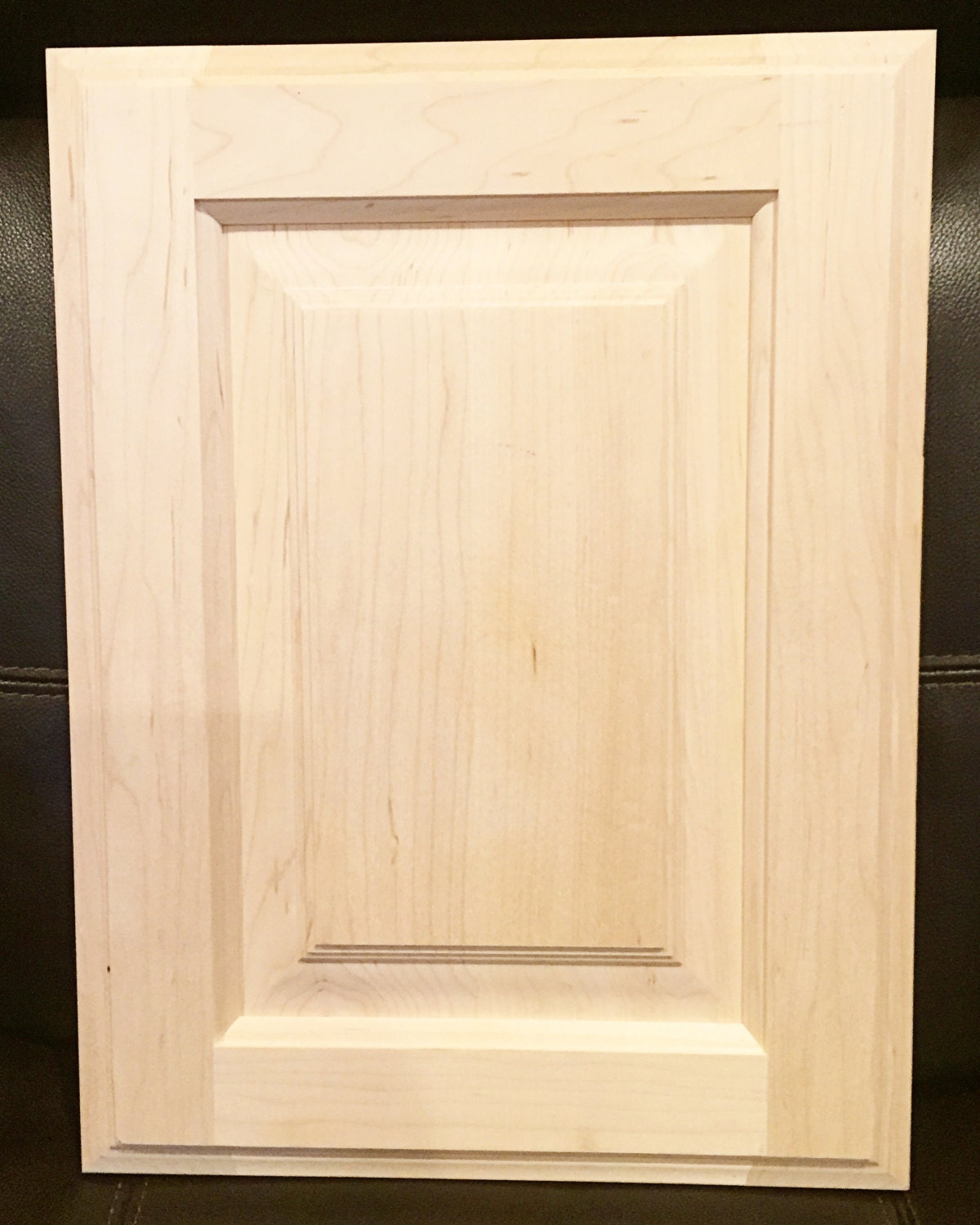 Columbia Style Door In Maple Unfinished Cabinet Doors