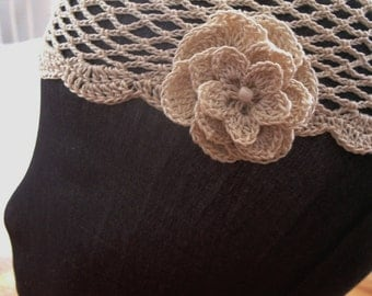 Chapeau de mariée/Hat for bride