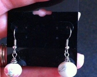 Old-Fashioned Drop Earrings
