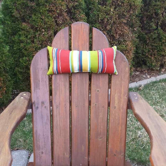 Adirondack chair head neck pillow by trudydesigns on etsy
