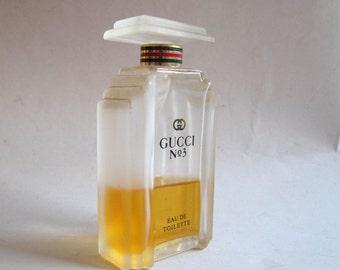Gucci No3 perfume bottle