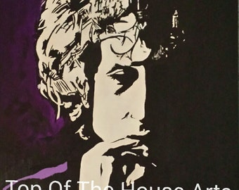 Bob Dylan Canvas