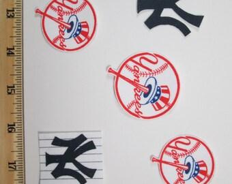 New York Yankees Patch, New York Yankees Iron On, New York Yankees Applique, New York Yankees Patches, New York Yankees Appliques, Yankees
