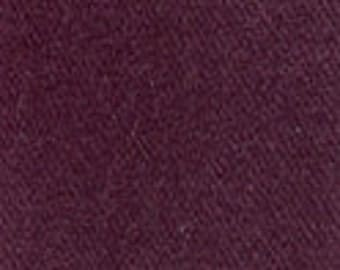 Fabric- cotton velveteen- by the yard Dark Cherry