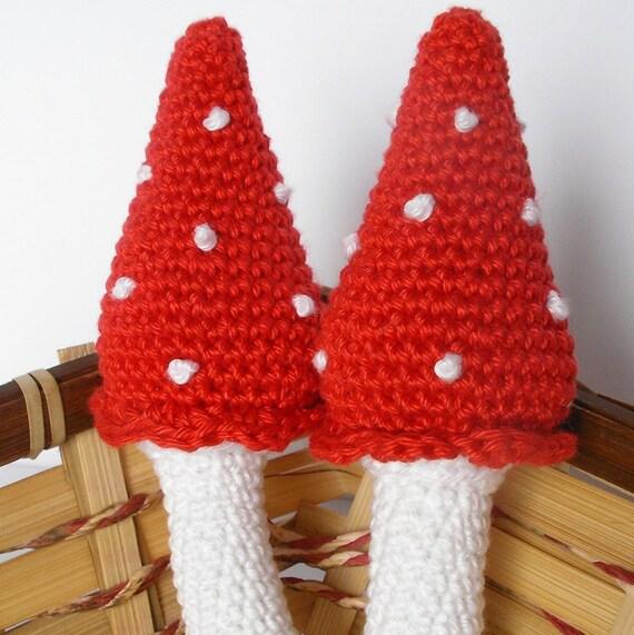 Amigurumi Crochet Mushroom : Amigurumi Mushroom Crochet Mushroom Amigurumi by ...