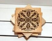 customized, Coaster Sets, Sacred Geometry, Best Mans Gift, Wedding Gift,barwares gift,Unique Gift,Optical Art,Wedding Party, Home Decor