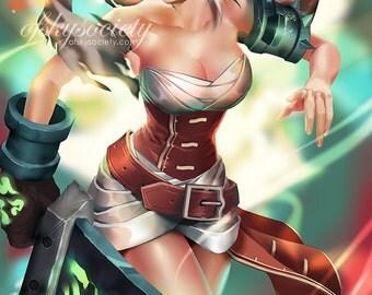 League of Legends - Riven