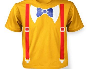 Tweedle Dee and Tweedle Dum Costume kids t-shirt