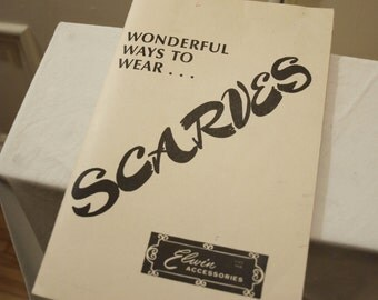 Wonderful Ways to Wear... SCARVES