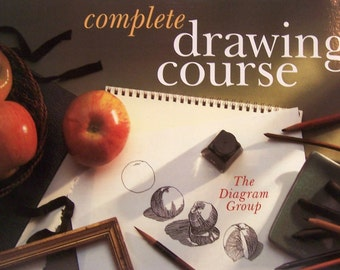 Complete Drawing Course - still life, landscapes, human figures, and more