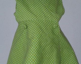 Girls cotton summer dress.