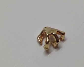 Zombie | Zombie Jewelry | Ear Cuff | Zombie Ear Cuff | Horror Jewelry | Unique Ear Cuff | Zombie Hand | Halloween Jewelry |