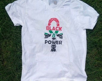 Black Is Power T-Shirt