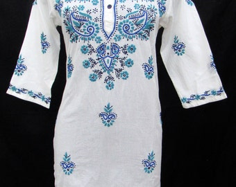 Lacknow Hand Embroidery Dress