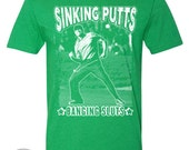 Golf T-Shirt Design Sinking Putts & Banging Sluts Tiger Woods by RyLo at Slicker Than Slime