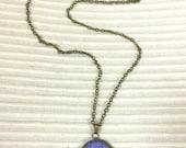 Lavender Pendant - Croatia Collection - by Loschy Designs