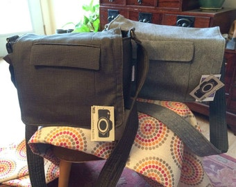Camera Bag *** Build Your Own Bag